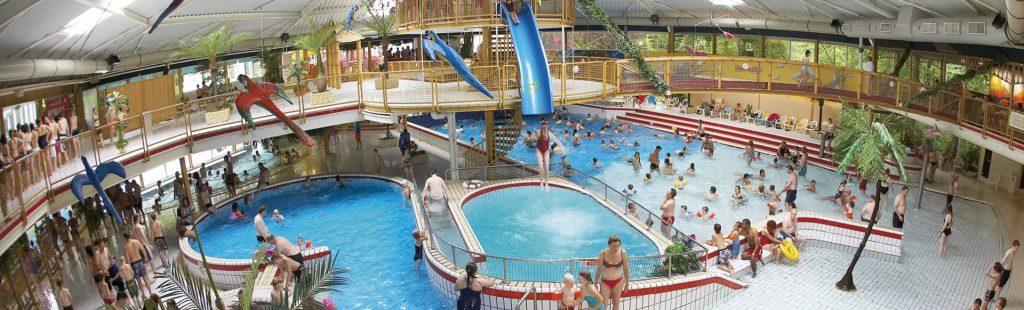 Tikibad in wassenaar for Den bosch zwembad