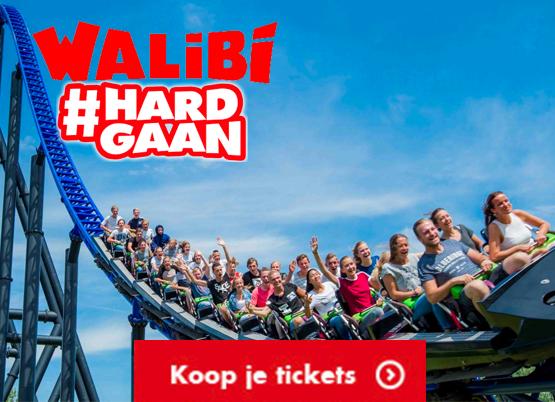 Walibi Tickets